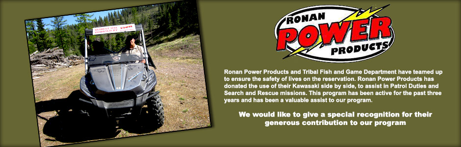 Power Products & Fish and Game